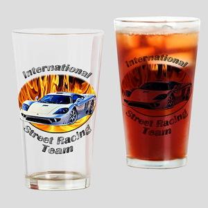 Saleen S7 Drinking Glass