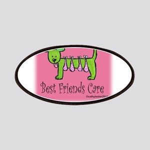 Breast Cancer Awareness Dog Patches