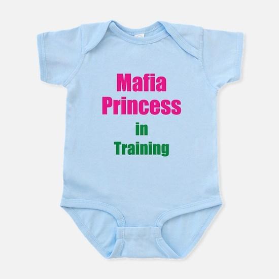 Mafia Princess in Training Infant Bodysuit