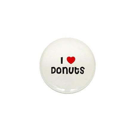 I * Donuts Mini Button