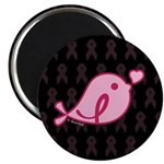 Little Birdie (BCA Light/Black) Magnet