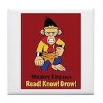 Monkey King Tile Coaster