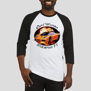 McLaren F1 Baseball Jersey