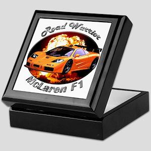 McLaren F1 Keepsake Box