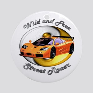 McLaren F1 Ornament (Round)