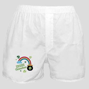 Irish Grandma Boxer Shorts