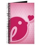 Little Birdie (BCA Dark/Pink) Journal