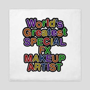 World's Greatest SPECIAL FX MAKEUP ARTIST Queen Du