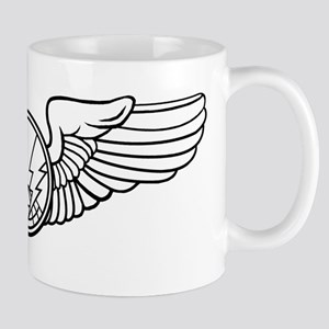 USAF UAV Sensor Wings TRANS Mugs