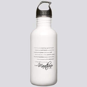 I Am a Marathoner Stainless Water Bottle 1.0L