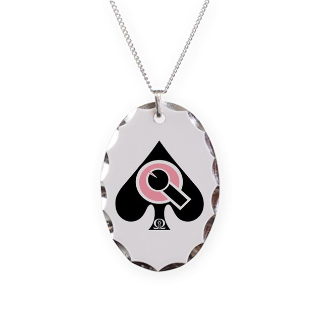 of spades jewelry of spades p b necklace by omegawear 7044