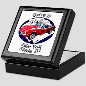 Triumph Spitfire Keepsake Box