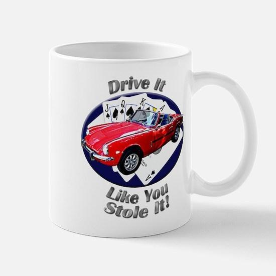 Triumph Spitfire Mug
