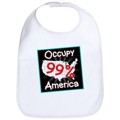 occupy america 99 Bib