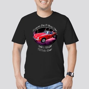 Triumph Spitfire Men's Fitted T-Shirt (dark)