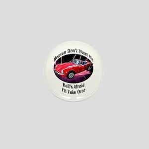 Triumph Spitfire Mini Button (10 pack)
