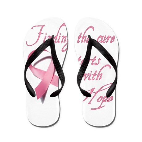Finding the Cure Flip Flops
