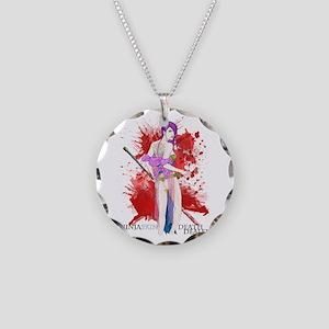 Ninja Skin Death Dealer Light Noble Necklace Circl