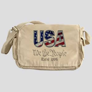 USA Messenger Bag