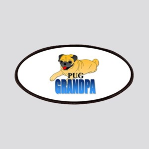 Fawn Pug Grandpa Patches
