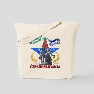 Czechoslovakia 1965 Tote Bag