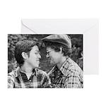 Amici e Amanti Greeting Cards (Pk of 20)