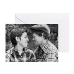 Amici e Amanti Greeting Cards (Pk of 10)