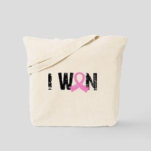 I Won Breast Cancer Tote Bag