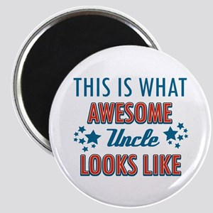 Awesome Uncle Designs Magnet