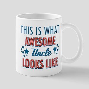 Awesome Uncle Designs Mug
