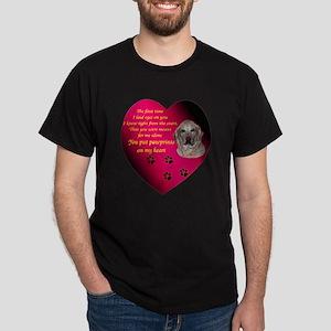 Pawprints Dark T-Shirt