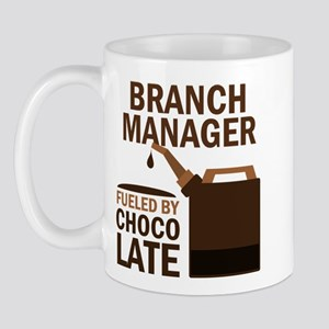 Funny Branch Manager Mug