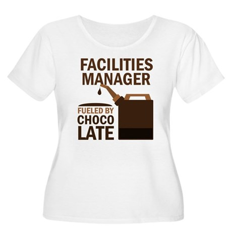 Facilities Manager (Funny) Gift Women's Plus Size