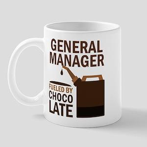 General Manager (Funny) Gift Mug