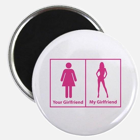 My Girlfriend's hotter Magnet
