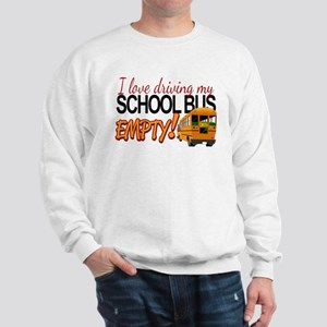 Bus Driver - Empty Bus Sweatshirt