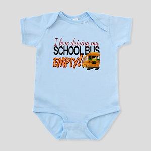 Bus Driver - Empty Bus Infant Bodysuit