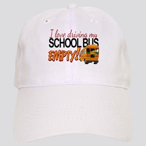 Bus Driver - Empty Bus Cap