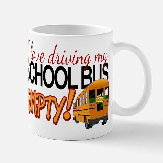 Bus Driver - Empty Bus Mug