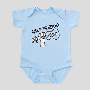 Rockin' the Uke Infant Bodysuit