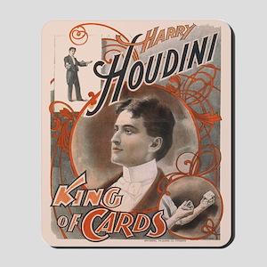 Houdini Performance Poster Mousepad
