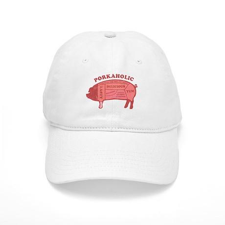 Porkaholic Cap