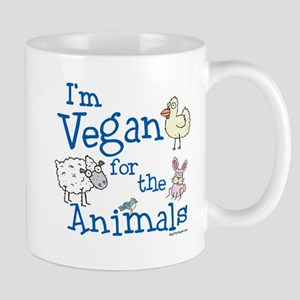 Vegan for Animals Mug