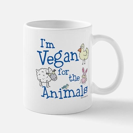 Vegan for Animals Mug