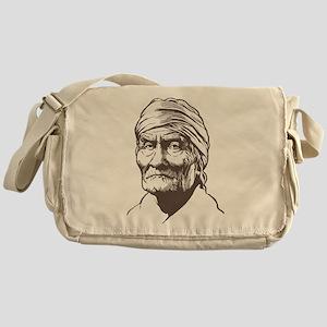 Geronimo Messenger Bag