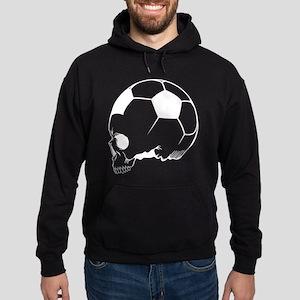 Soccer Skull Hoodie (dark)