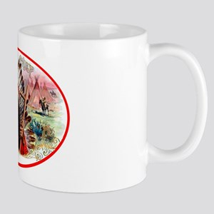 Great Chief Cigar Label Mug