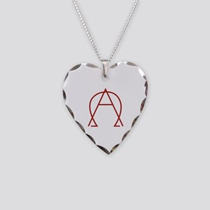 Alpha Omega - Dexter Necklace Heart Charm