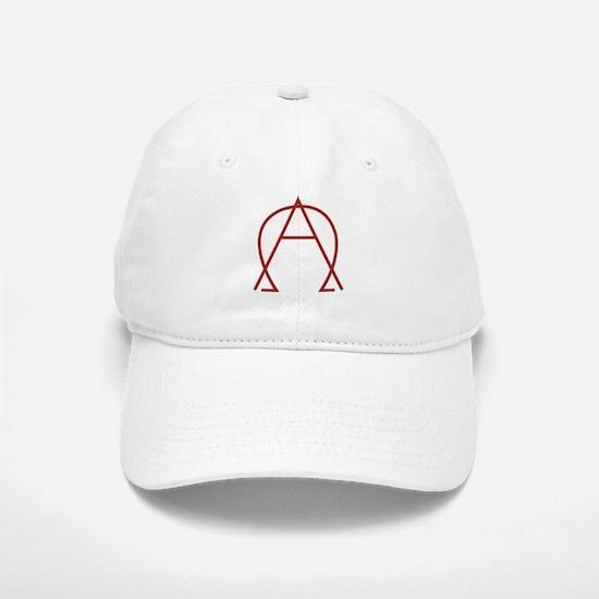 Alpha Omega - Dexter Baseball Baseball Cap