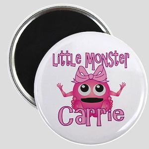 Little Monster Carrie Magnet